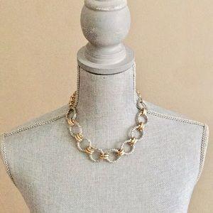 Alfani Gold & Silver Fashion Necklace
